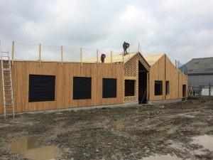 BATIMENT DE BUREAUX / ERP - construction écologique